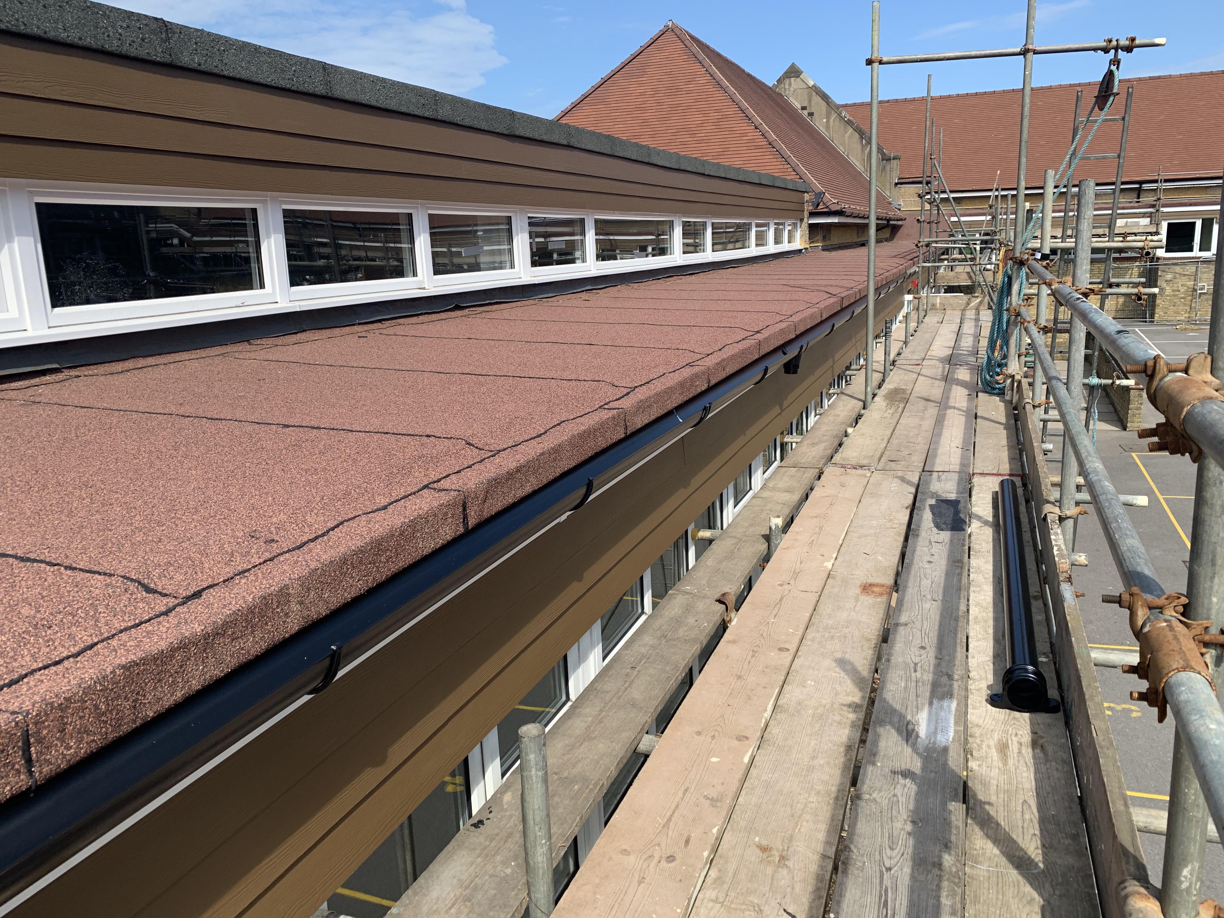 Balfour Junior School Brighton Sussex Asphalte